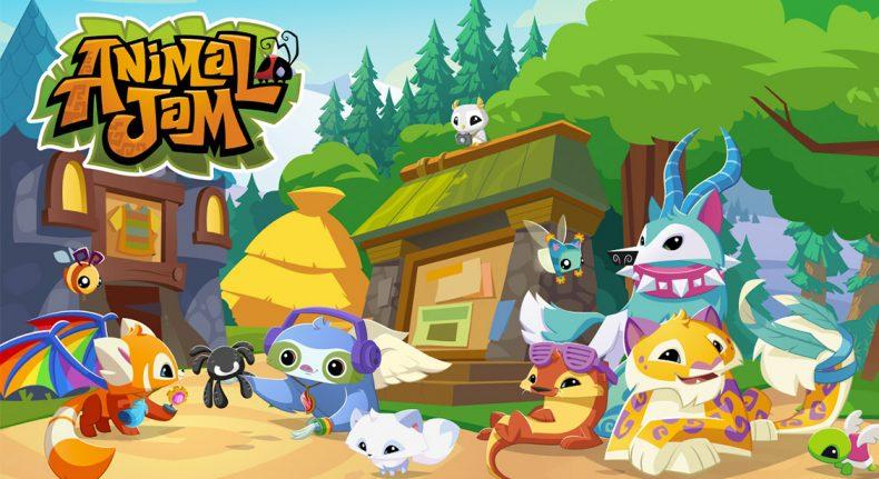 Animal Jam-Play Wild! | Kapi Awards